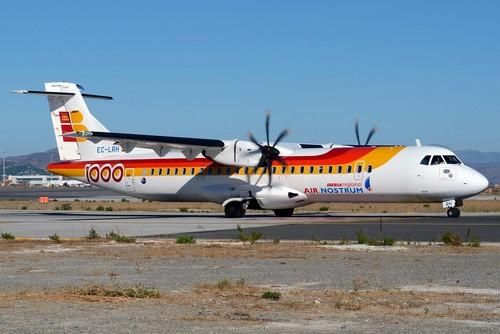 самолет Air Nostrum